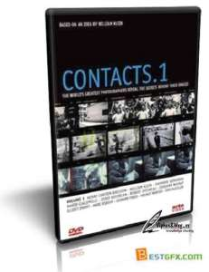 "DVD ""Contacts 1"" The Great Tradition of Photojournalism"""