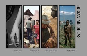 Página web de Susan Meiselas