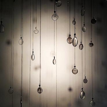 Detalle de la exposición Repetition, de Ken Matsubara. Fotografía Rebeca Pardo
