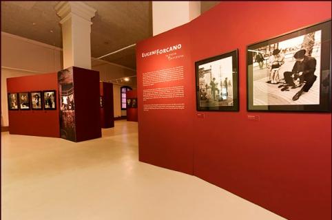 Visita Virtual de la obra de Eugeni Forcano en la web del Archivo Fotográfico de Barcelona