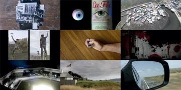 Selección de obras presentadas en la primera convocatoria de las becas, que se exhibieron en la exposición MULTIVERSO VIDEOARTE