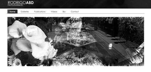 Web de Rodrigo Abd