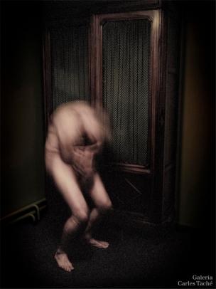 Serie Stigma Amsterdam. Pays-Bas, Antoine D'Agata, 2004. Imagen reproducida por gentileza del autor y la Galería Carles Taché.