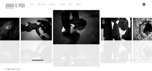 Web de Jordi V. Pou