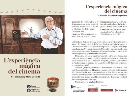 L'experiència màgica del cinema(1)