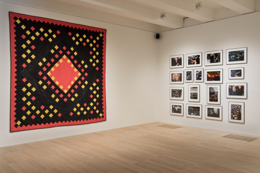 Suzanne Lacy, The Crystal Quilt, L03198